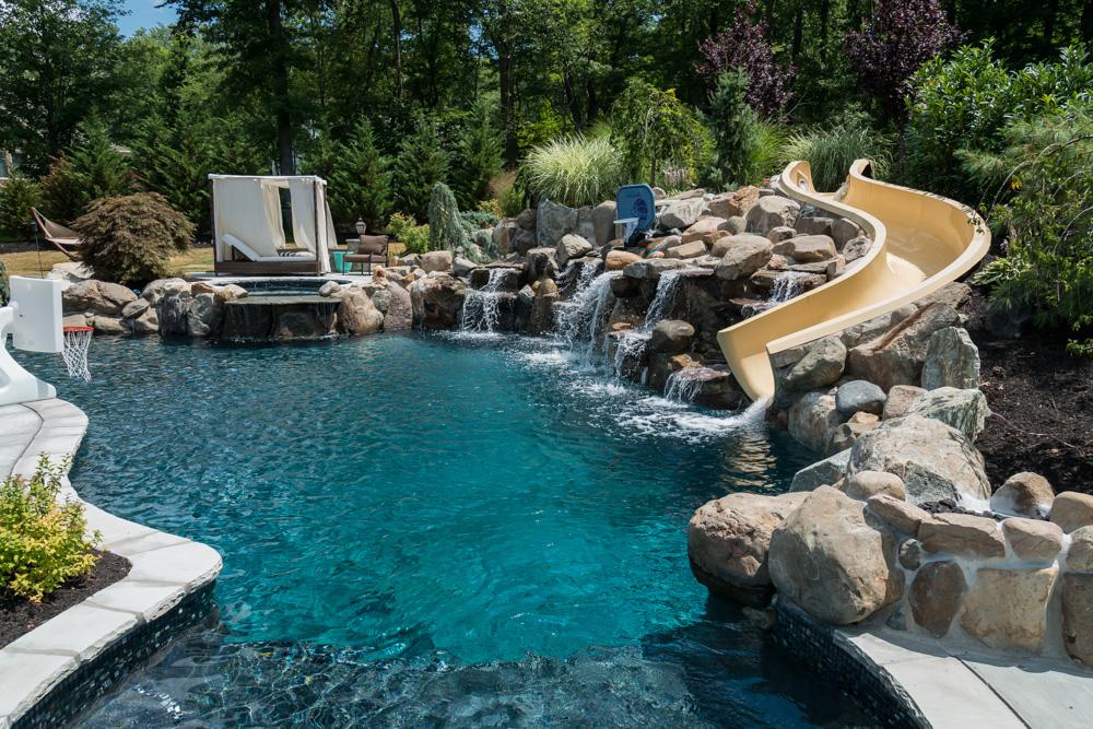 custom gunite pools and spas livingston nj 4