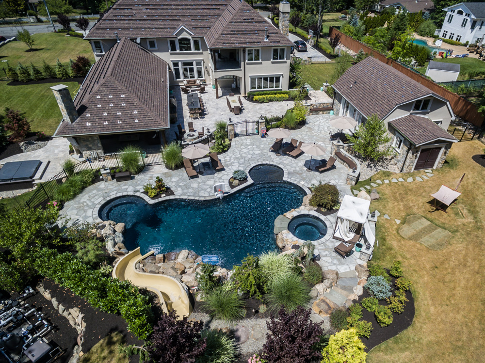 Nj Pool Design And Construction Projects — Pools By Design New Jersey