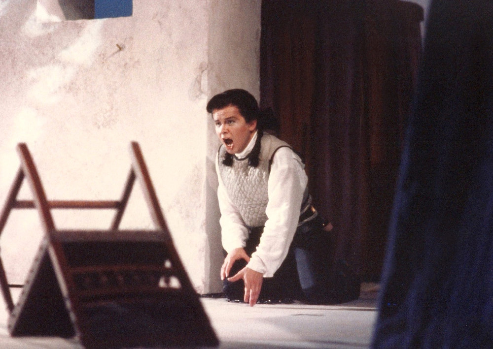 As Emilio in Handel's  Partenope  with Opera Omaha.