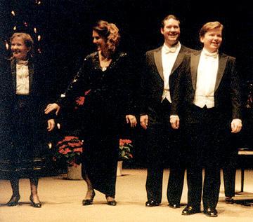 Christmas Concert, Badisches Staatstheater
