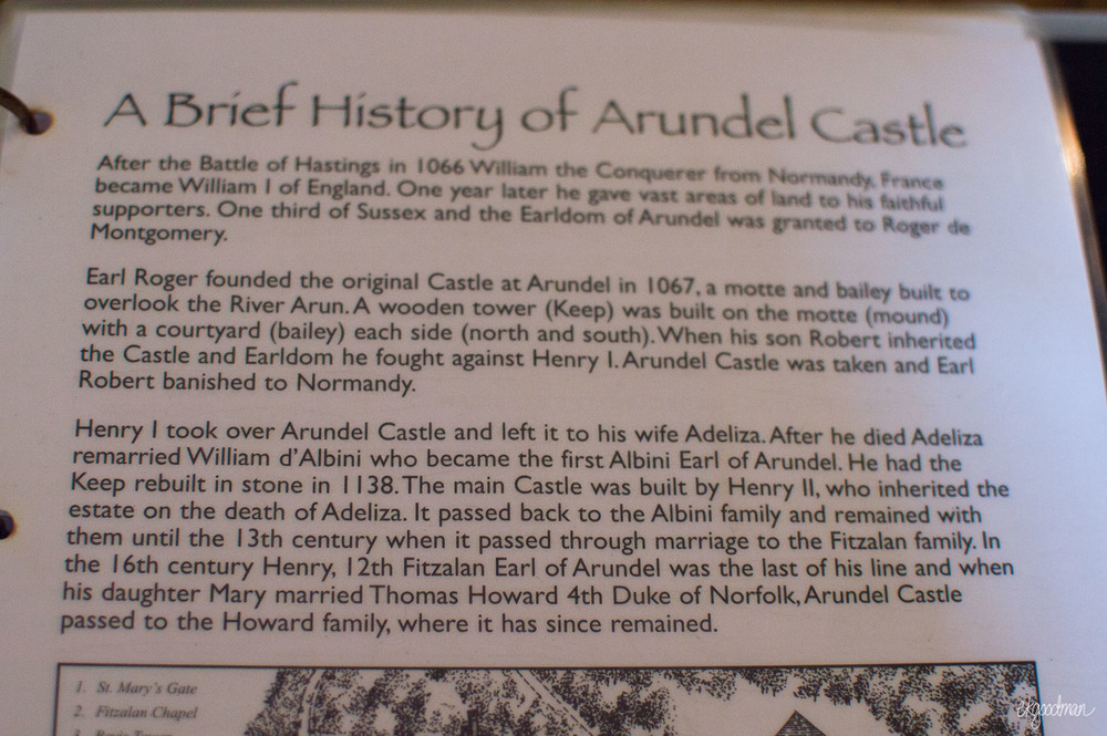 Useful historical information that I didn't have to type up!