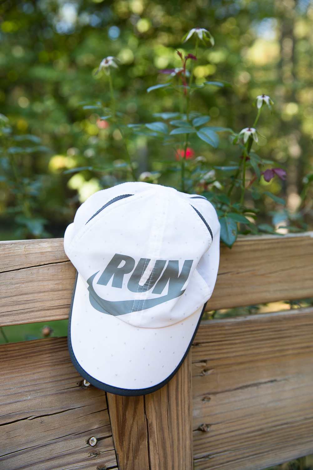 5 Things I Never Leave at Home for Long Runs - Hat