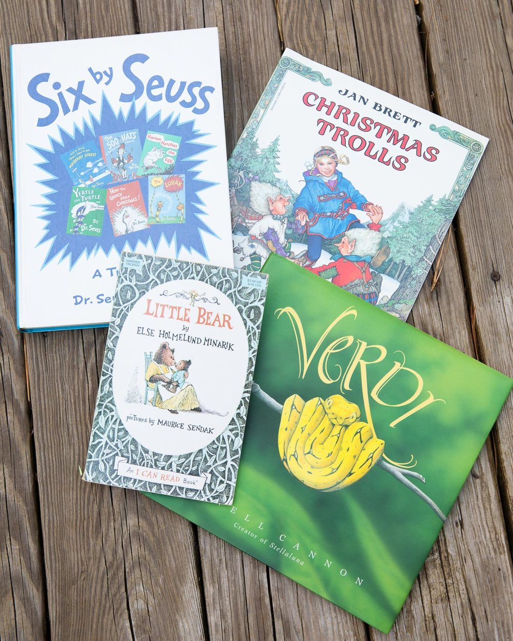 First Pages Kids' Books