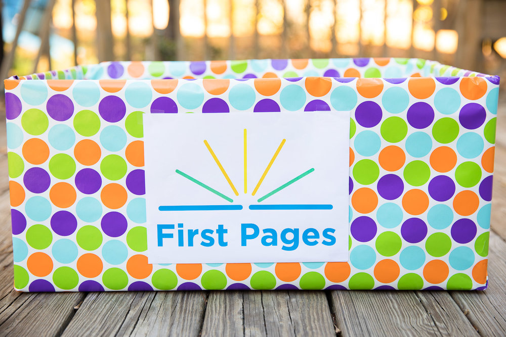 First Pages Book Drive