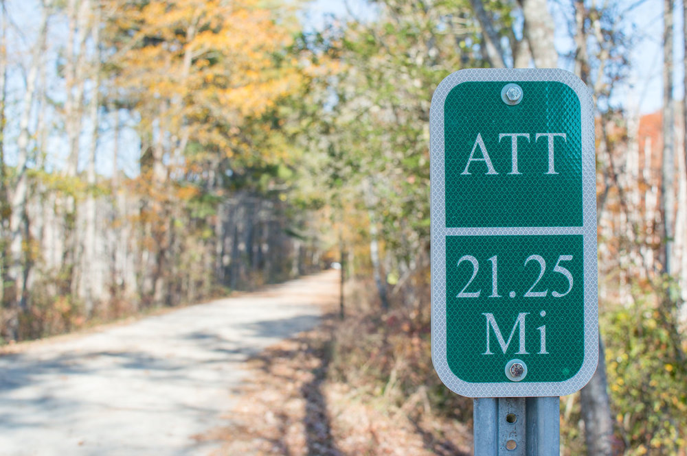 ATT Mile Marker