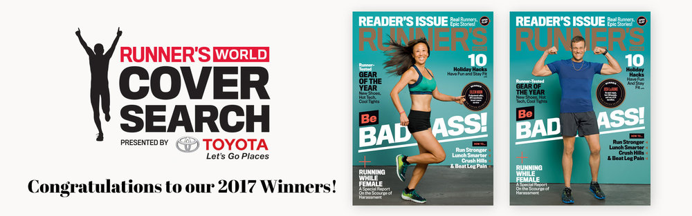 Runner's World - Badass