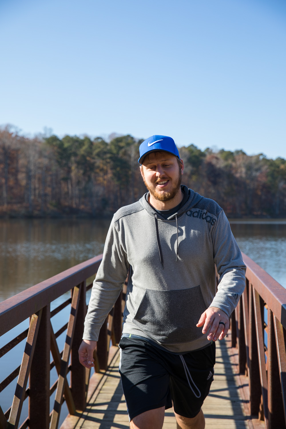 Umstead State Park - Big Lake