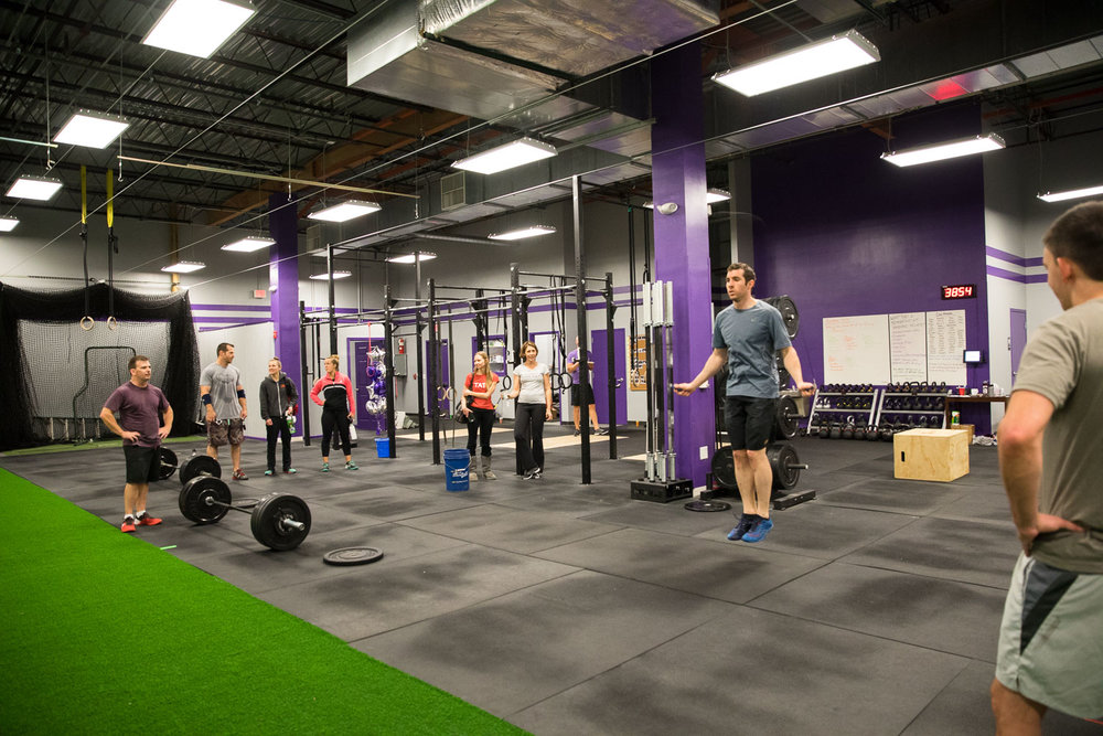 The whole gym stopped to watch as Henry Foote set a benchmark in the number of double unders in a row