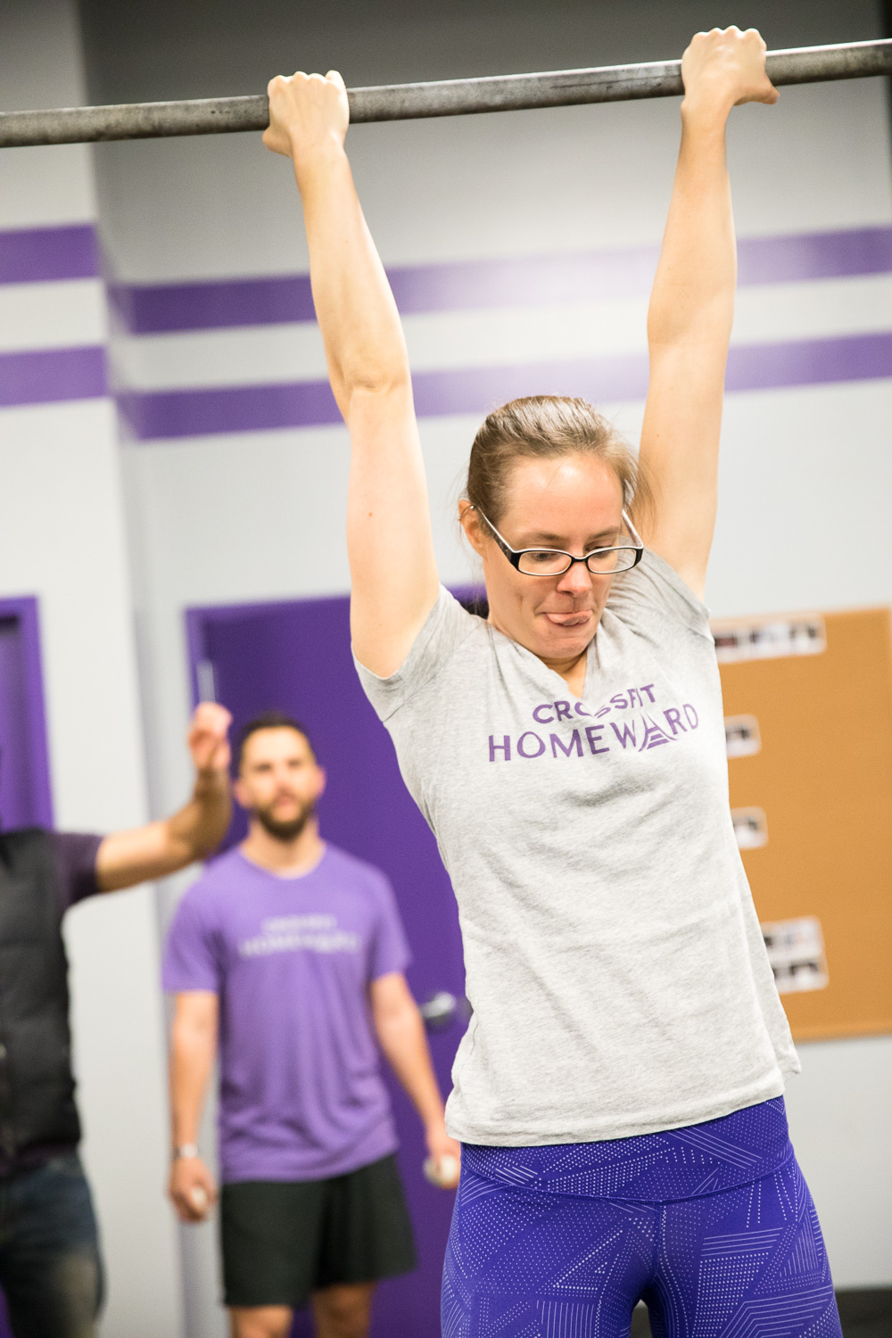 CrossFit Homeward emphasizes a supportive community that encourages fun and athletic growth and success