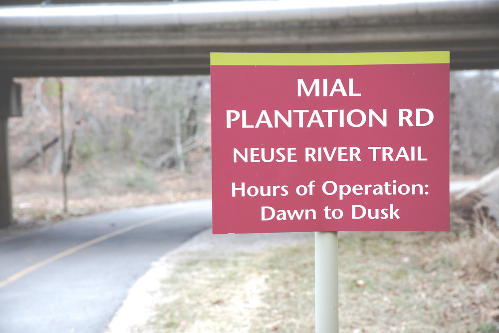 Neuse River Greenway Trail
