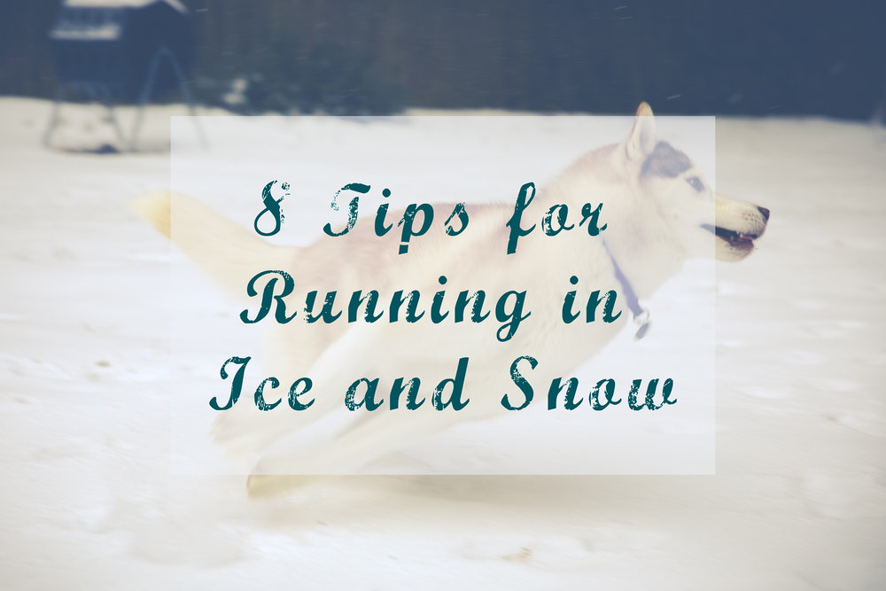 Running in Ice and Snow
