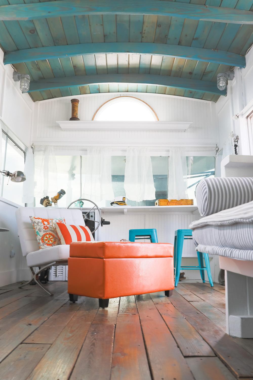 Tiny Houseboat Charleston