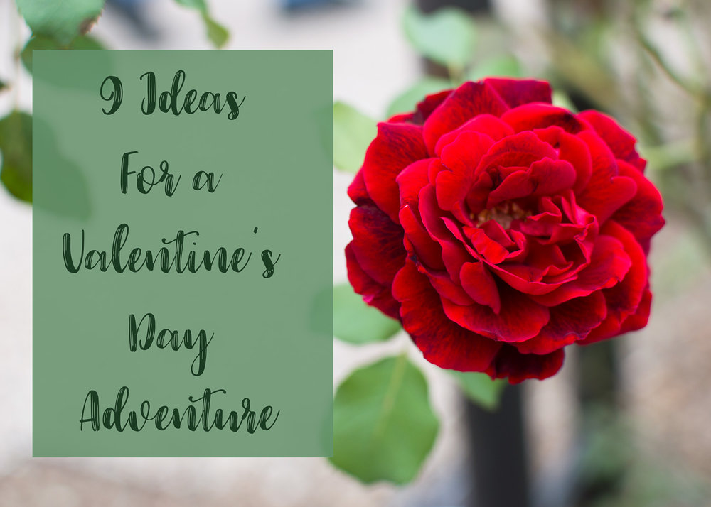 9 Ideas for a Valentine's Day Adventure