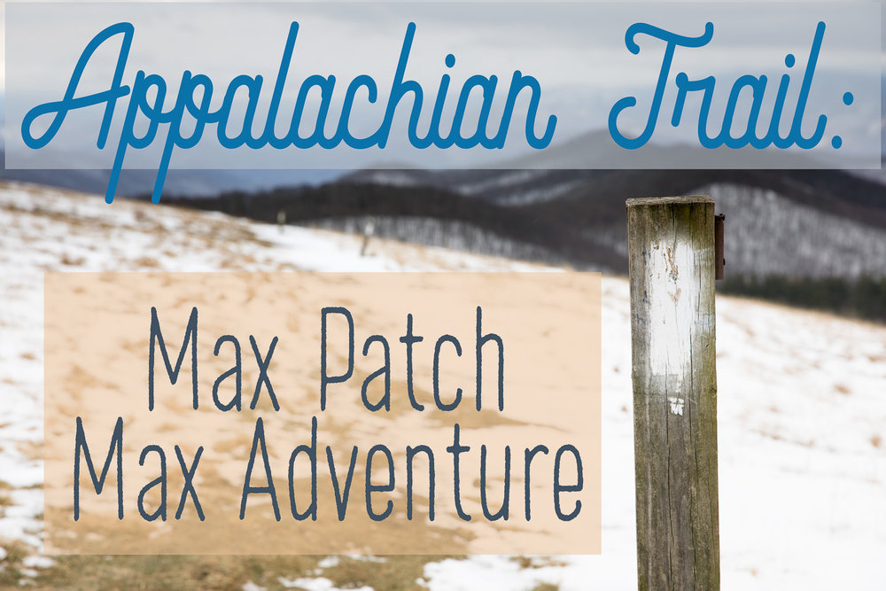 Max Patch on Appalachian Trail