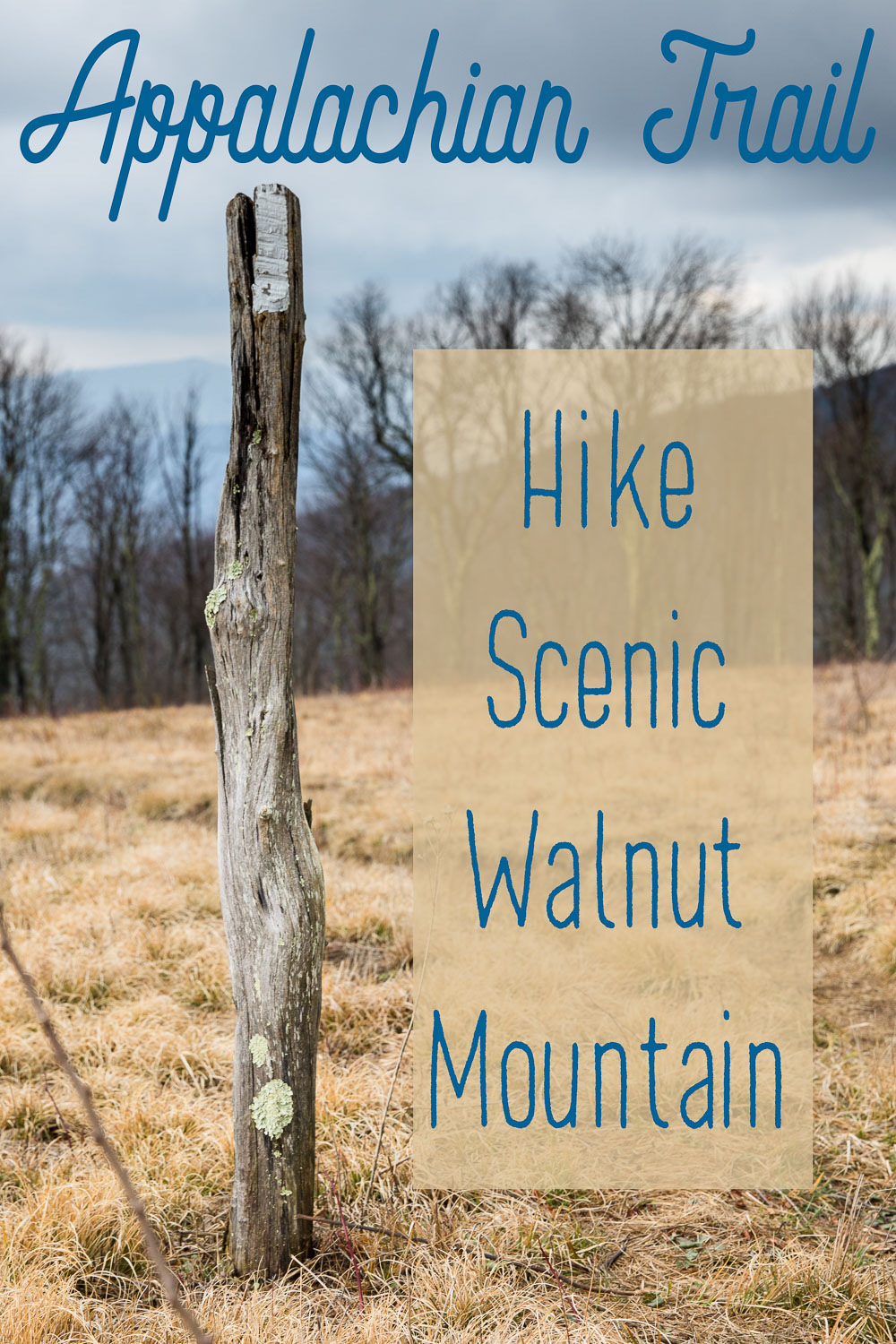 Appalachian Trail - Hike Scenic Walnut Mountain in NC