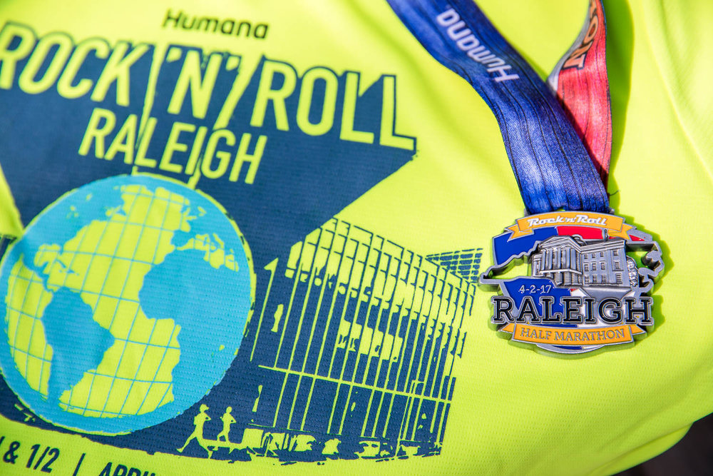 Rock 'n' Roll Raleigh Race Report