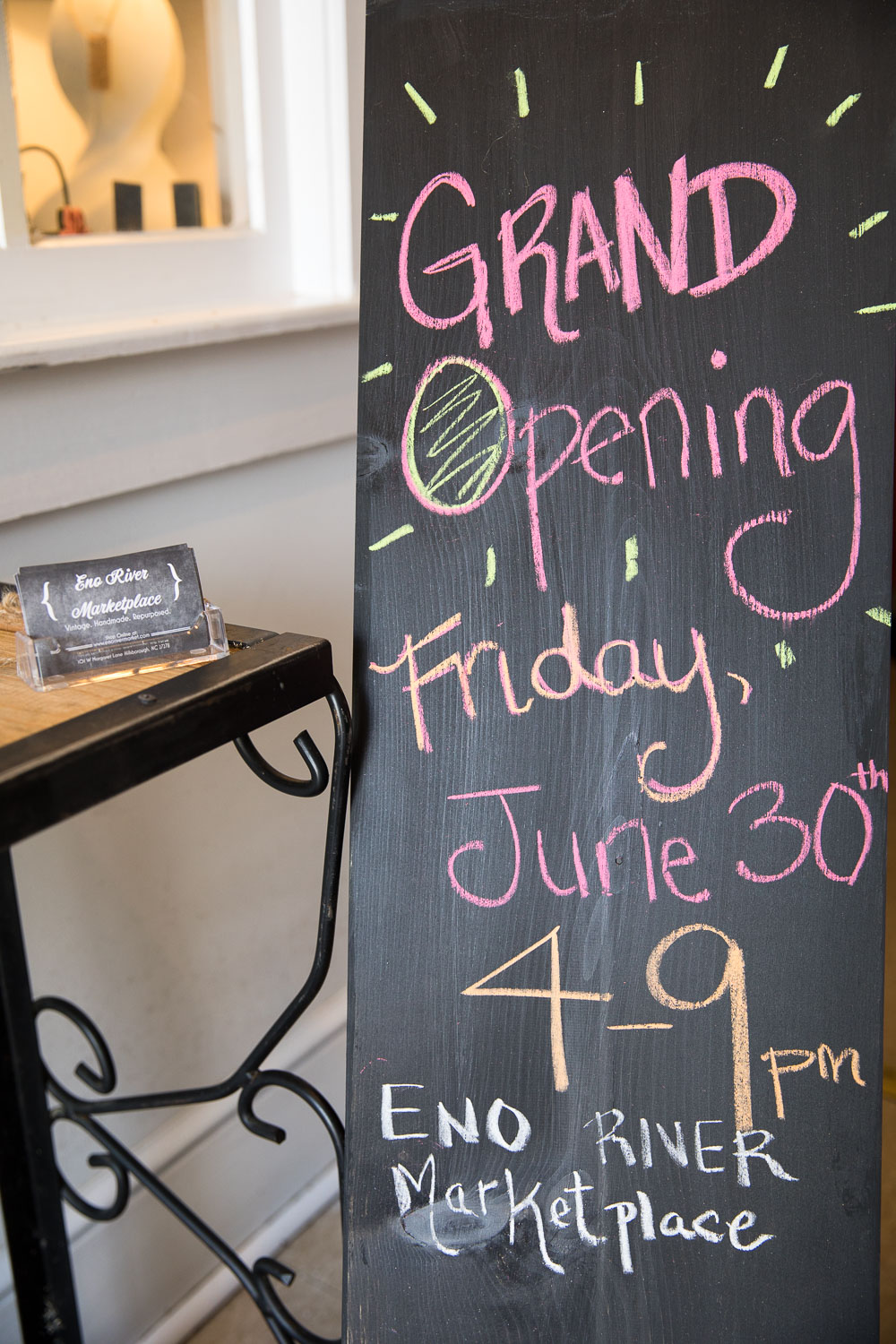 Eno River Marketplace Grand Opening