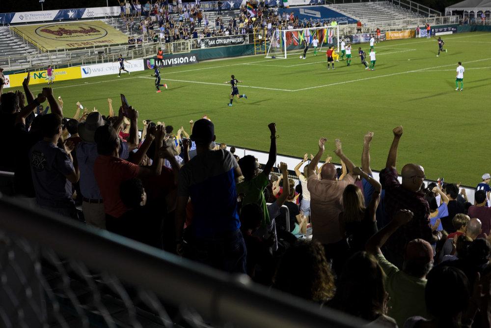 NCFC Albadawi Goal