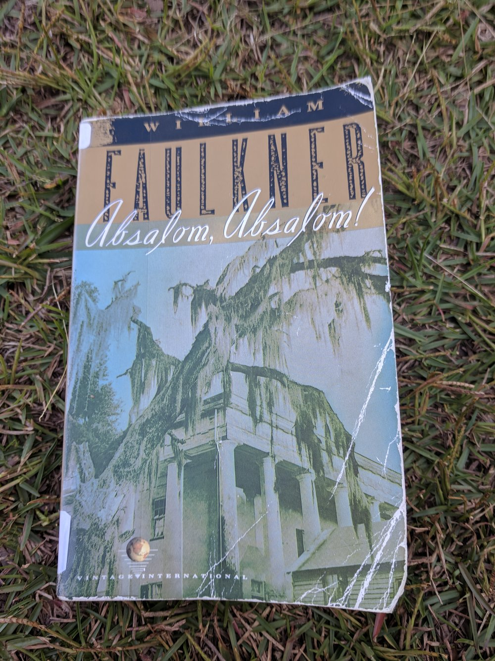 "Faulkner's ""Absalom, Absalom!"" - a Civil War/Southern novel - at Bentonville Battlefield"
