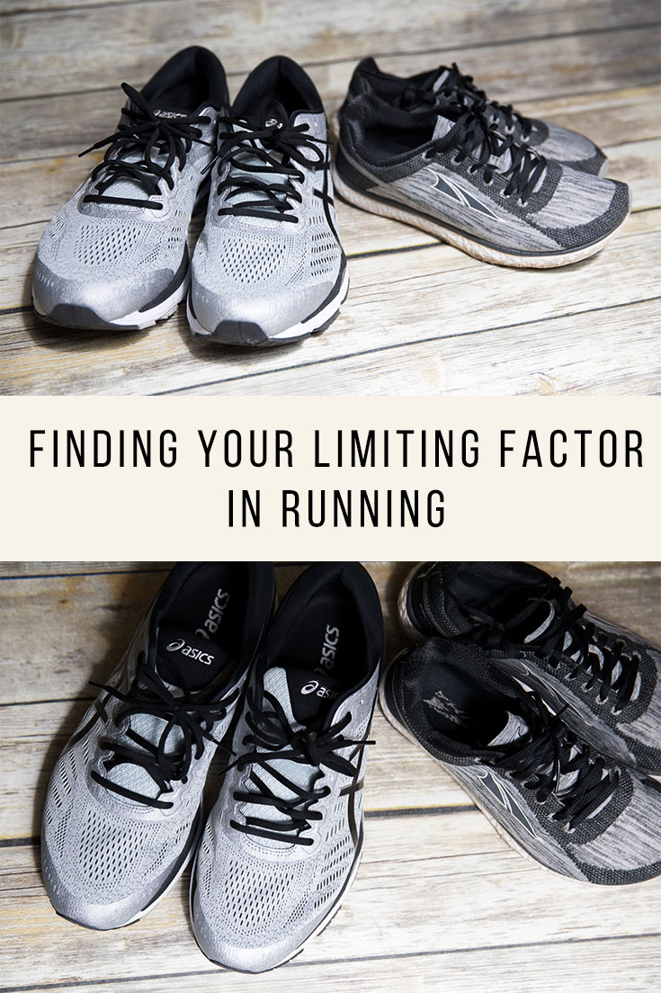 The gear-changing workout is all about listening to your body - knowing when to push it and what you need to do to recover. It's knowing your limiting factor. Your limiting factor may be a variety of variables, but if you can identify that limiting factor you can train mindfully and effectively.