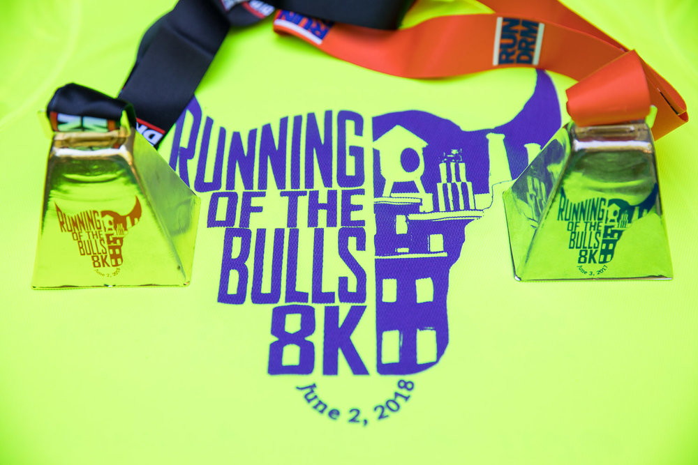 Running of the Bulls 8K