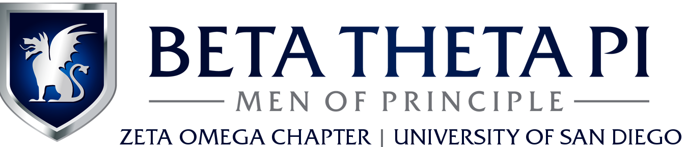 Beta Theta Pi - Zeta Omega Chapter at the University of San Diego