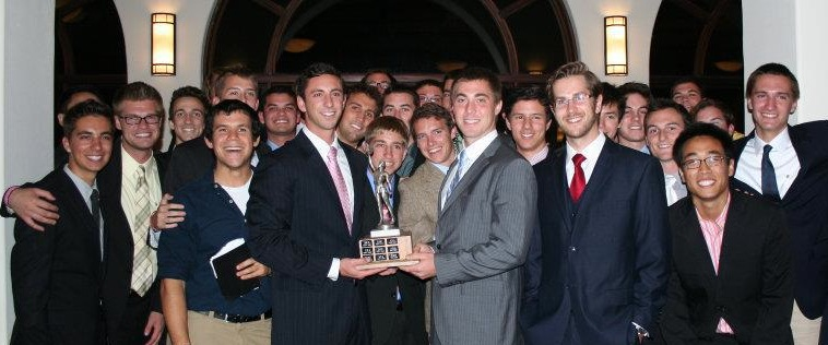 Dean's Trophy Presentation - 2011