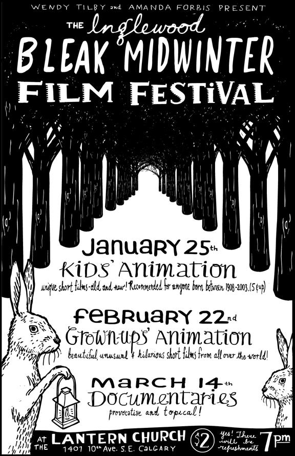 Bleak Poster 2008