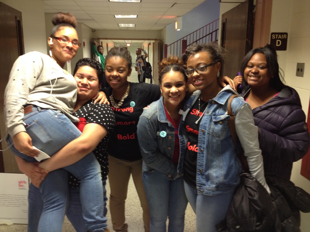Westchester Girls Inc.  at New Rochelle High School