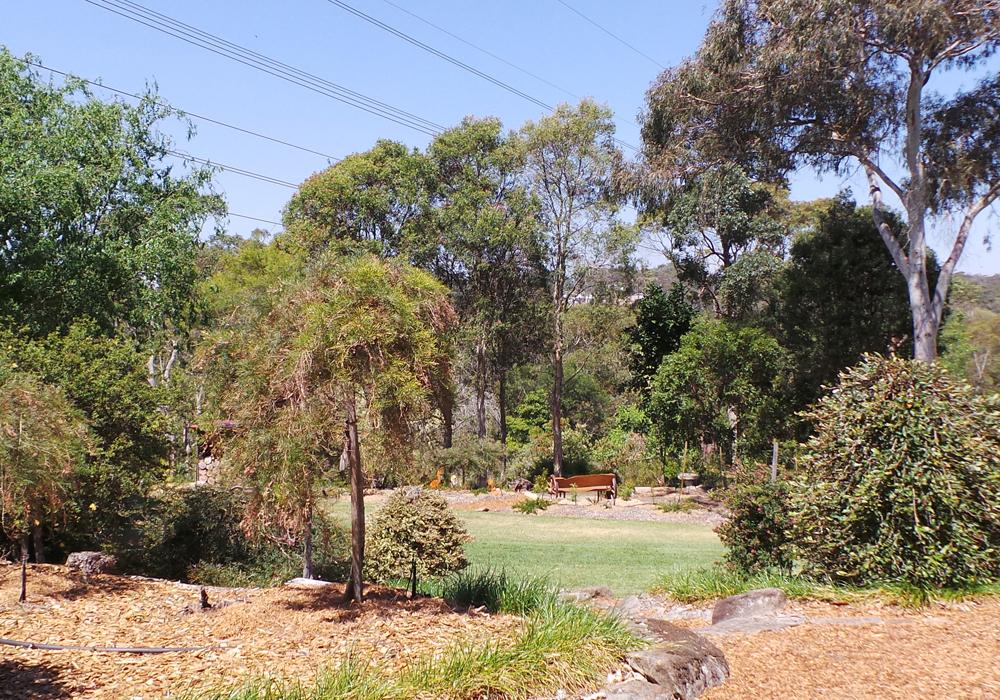 Crundale Garden