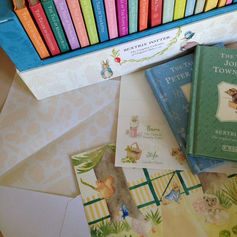 Beatrix-Potter-Books-and-invite