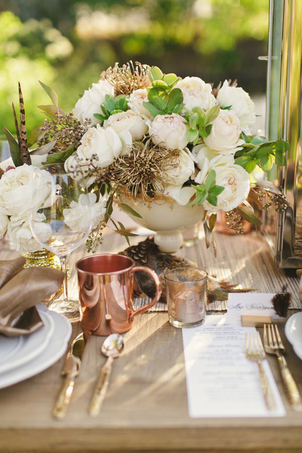 Ranch inspired wedding by Danae Grace Events. Photography by Cameron Ingalls.