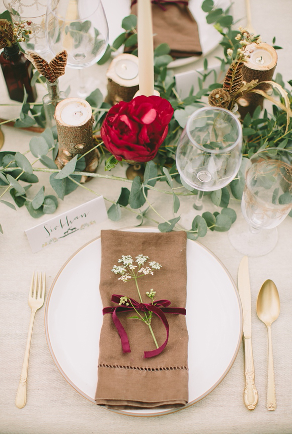 Woodland Whimsy. Styled by Alise Taggart.Photography by Paula O'Hara