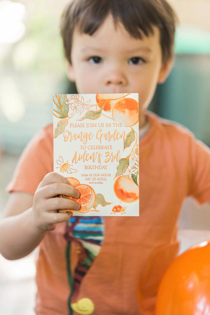 Aiden-orange-garden-foil-press-watercolour-invitation-design-elkprints.jpg