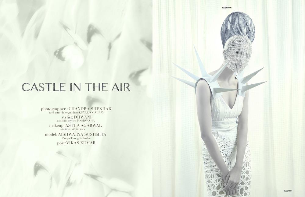 Elegant magazine by Chandra Shekhar Photography