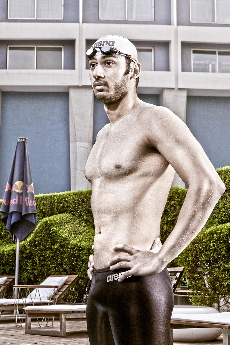 Virdhawal Khade (National Swimmer)