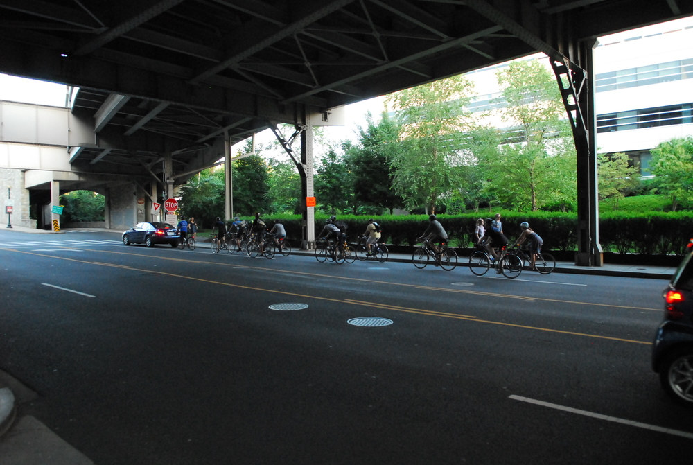 DC Vigil riders under K Street.JPG