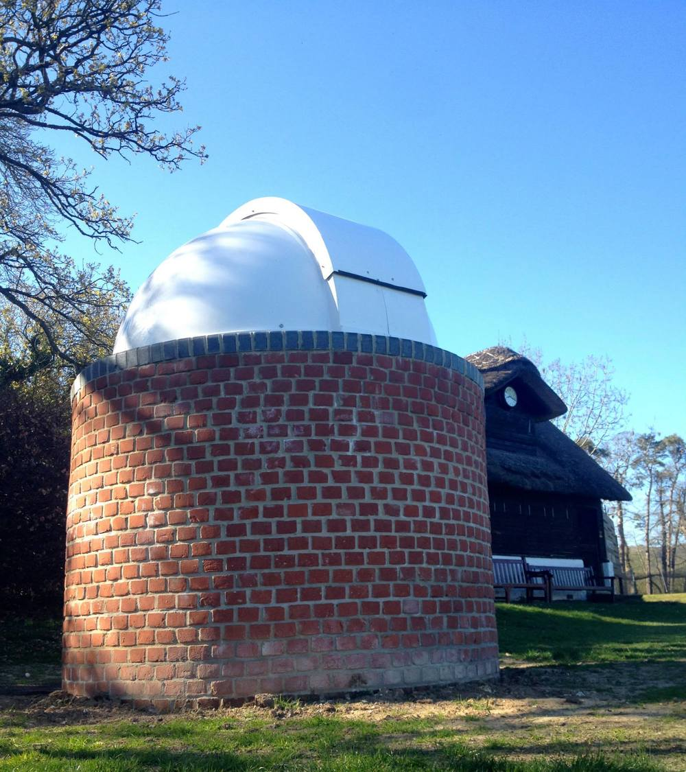The Kadian Observatorywas built by five of Kadian's school friendsas a legacy to Bedales in honour of Kadian and the memory of their friendship.... more