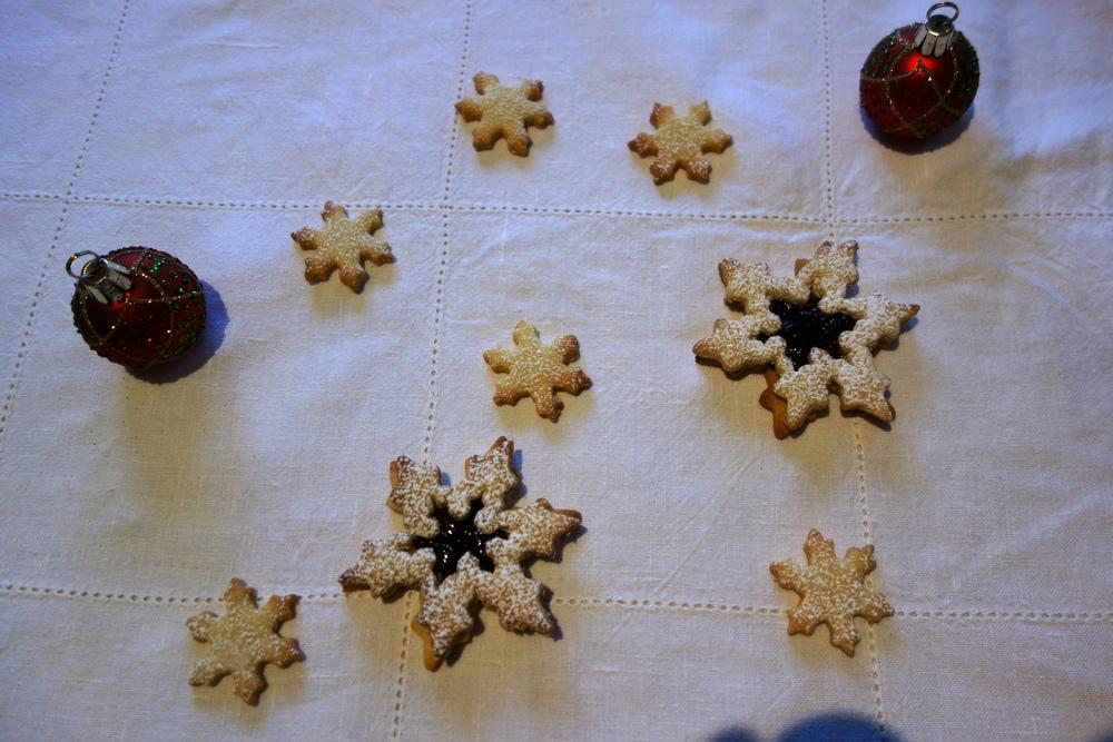 Star cookies baking tools