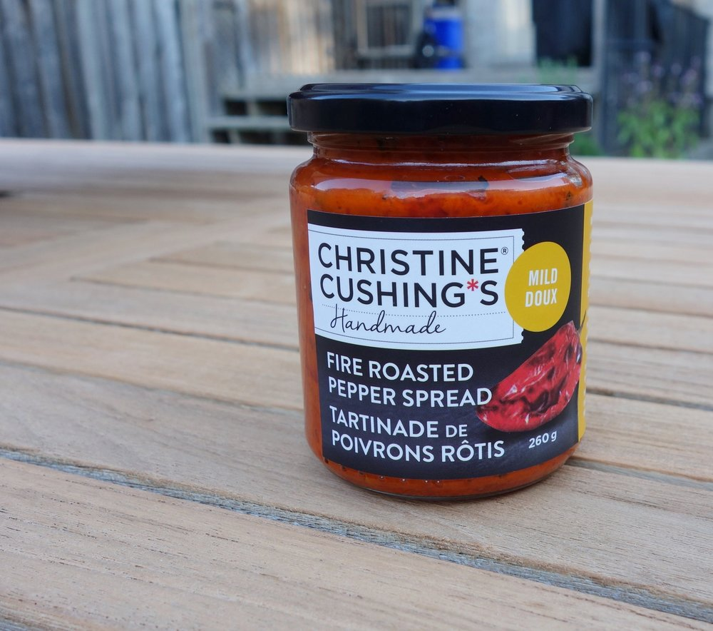 mild - Completely sweet with hints of smoke from the fire charring of the peppers, my sweet rich spread is ideal on a grilled sausage, grilled cheese, as a spread or on a turkey burger. Open up a jar and be seduced.