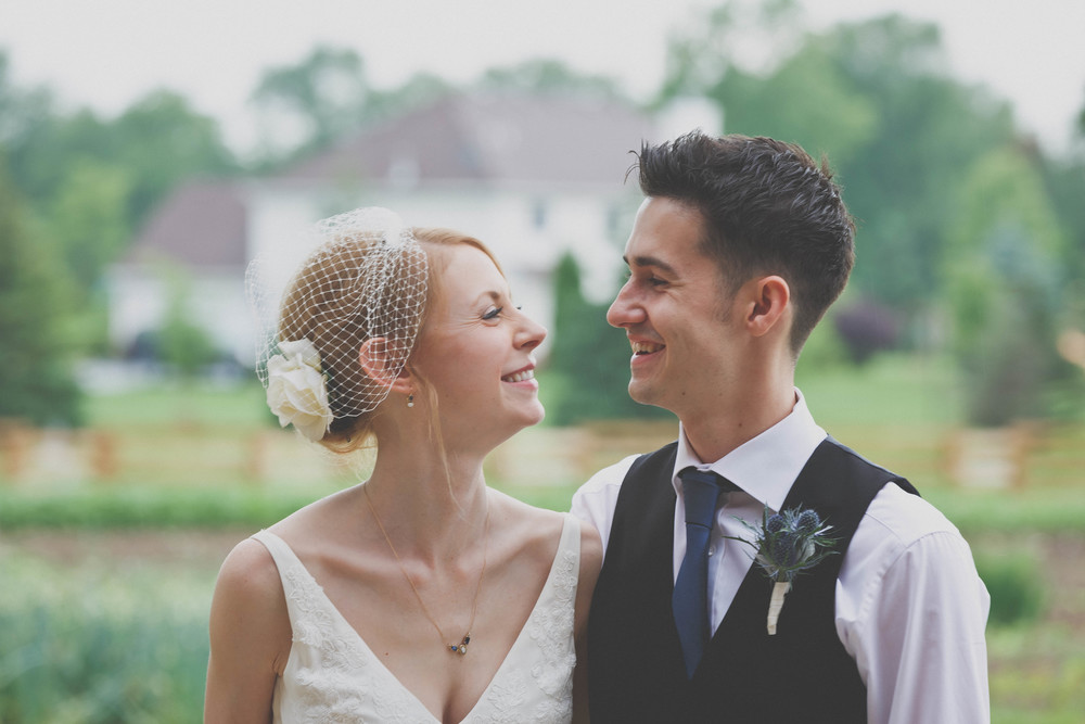 Zingerman's Cornman Farm Intimate Wedding - Marlo and Allan