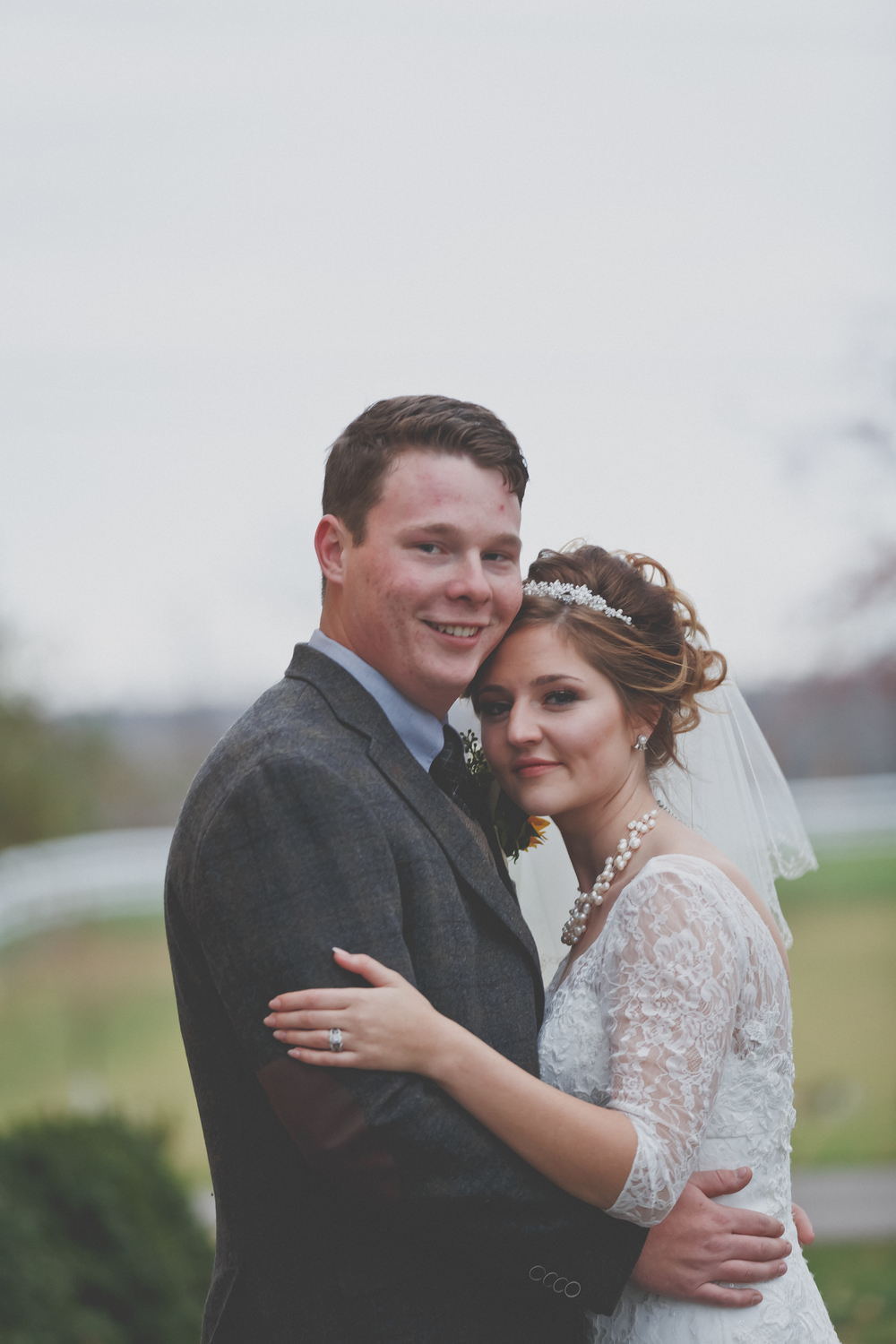 Zingerman's Cornman Farm Intimate Wedding - Danielle and Cody