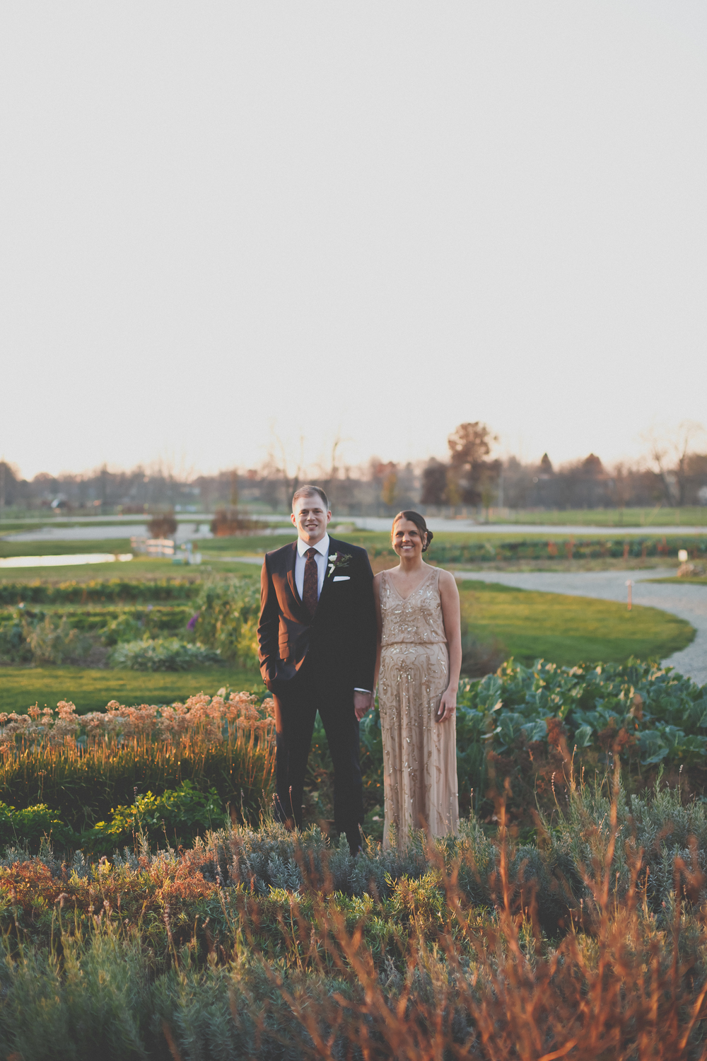 Zingerman's Cornman Farm Intimate Wedding - Sadie and Justin