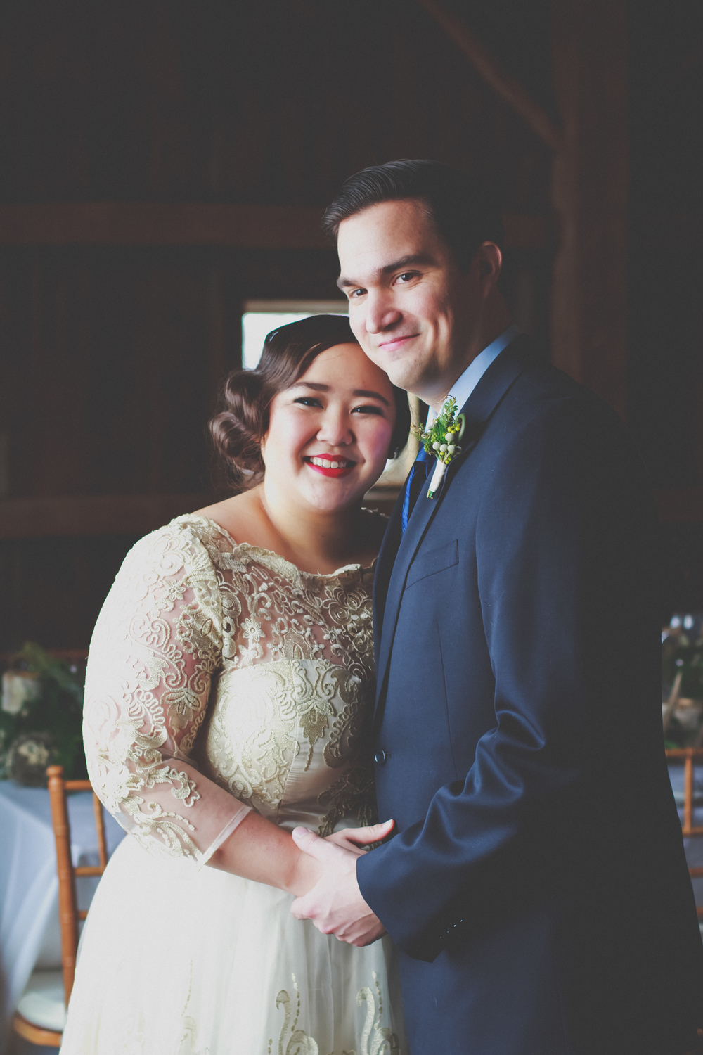 Zingerman's Cornman Farms Winter Wedding Styleshoot