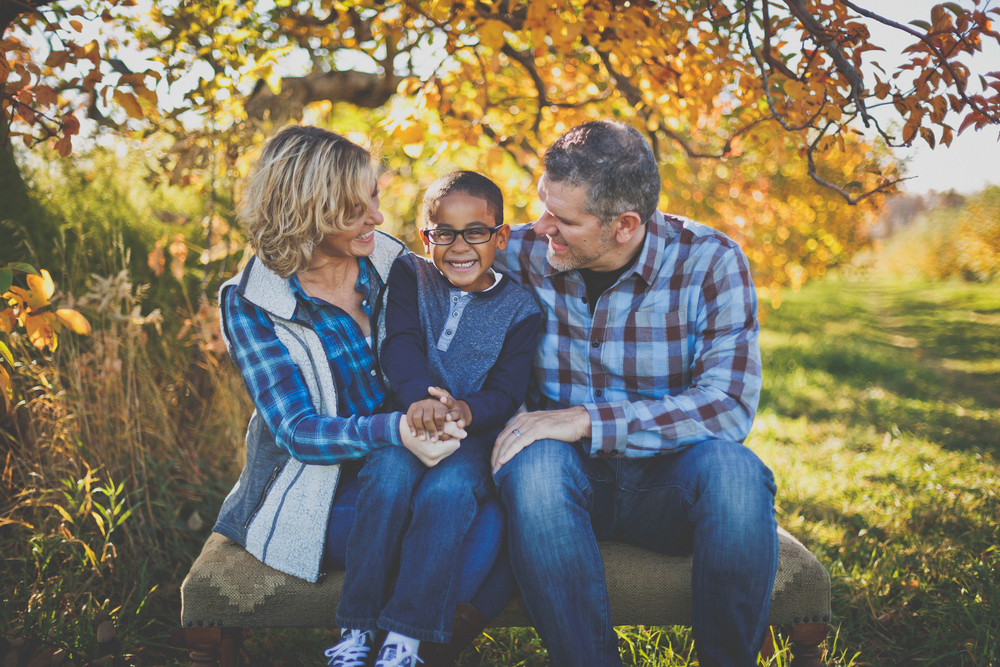 Bach-Smith Family // Fall Mini Session