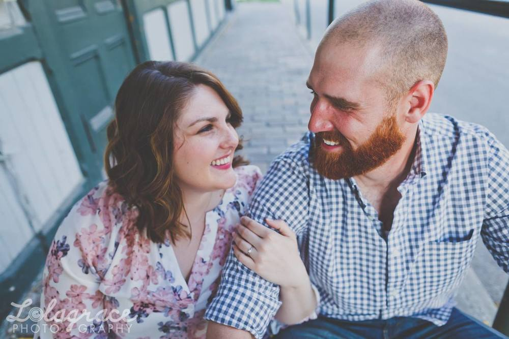 Jamie and Jacob // Engagement Session