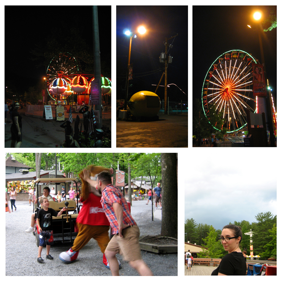Knoebels Day 1.5
