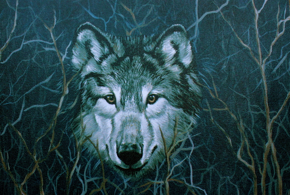 """Path of the Wolf"""