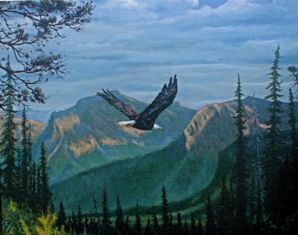 """""""Where Eagles Dare"""""""