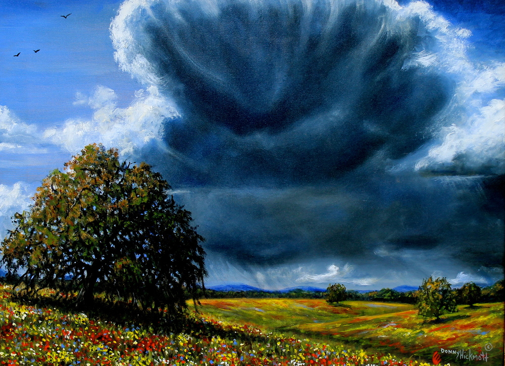 """WHEN STORM CLOUDS GATHER"""